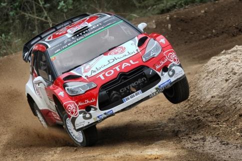 Kris Meeke vyhrál Portugalskou rally