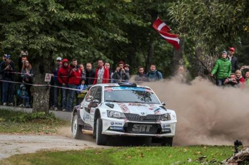 Simarcis zvítězil na domácí půdě, Kajetanowicz a Griebel si odváží z Lotyšska evropské tituly