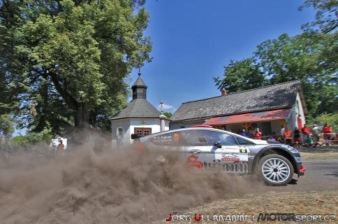 XXXVII. EPLcond rally AGROPA s rekordní účastí