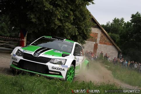 Nová divácky atraktivní podoba Rally Bohemia