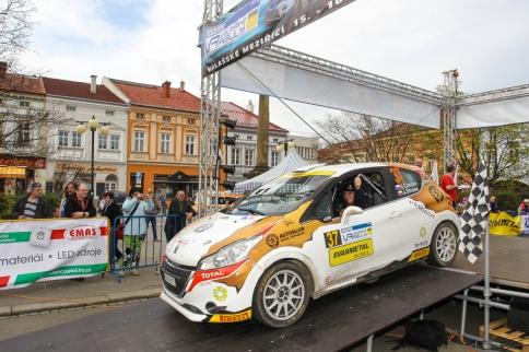 Václav Černín odstupuje z projektu Autoklub Peugeot Rally Talent